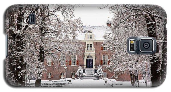 Castle In Winter Dress  Galaxy S5 Case