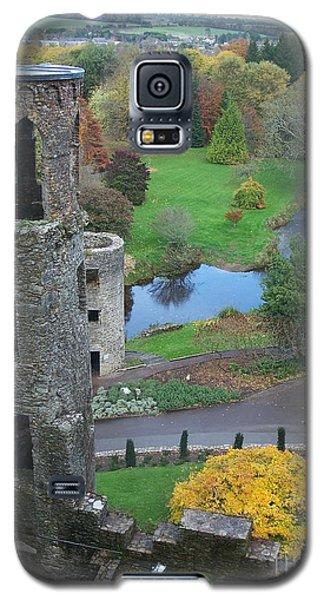 Castle Keep Galaxy S5 Case by Marilyn Zalatan