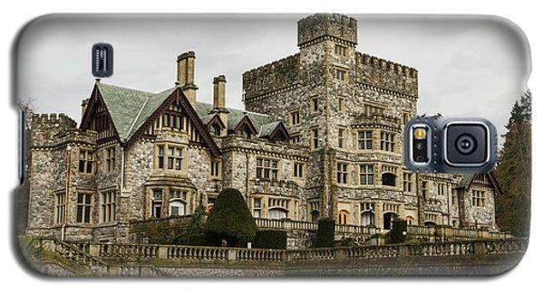 Hatley Castle Galaxy S5 Case by Marilyn Wilson