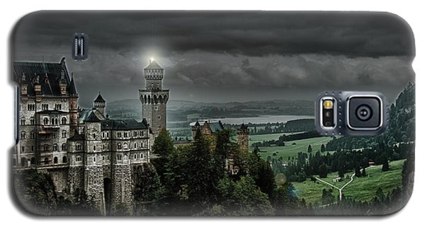 Castle Neuschwanstein II Galaxy S5 Case