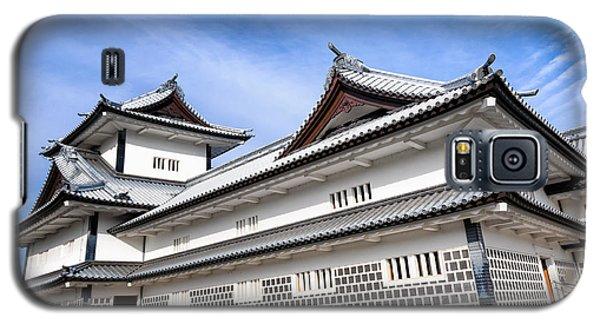 Castle Of Japan Galaxy S5 Case