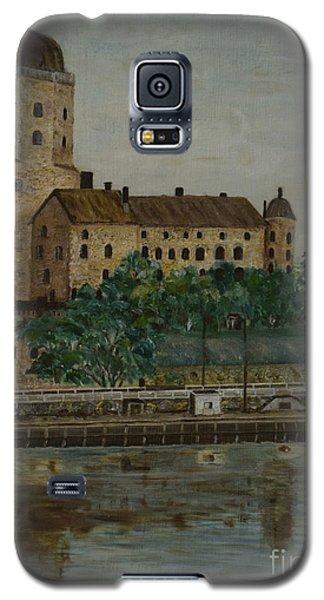 Castle Of Vyborg Galaxy S5 Case