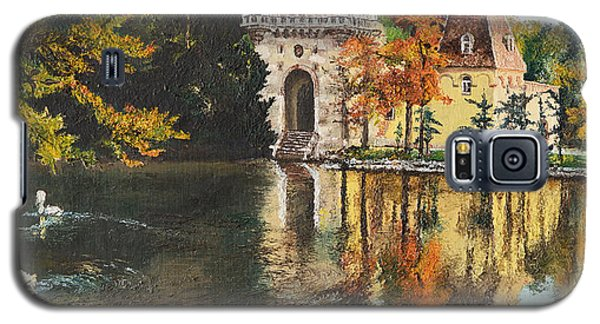 Castle On The Water Galaxy S5 Case