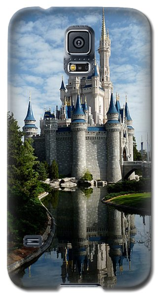 Castle Reflections Galaxy S5 Case
