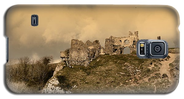 Castle Ruins  Galaxy S5 Case
