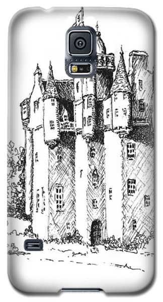 Castle Galaxy S5 Case