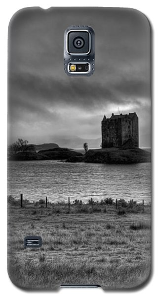 Castle Stalker Bw Galaxy S5 Case