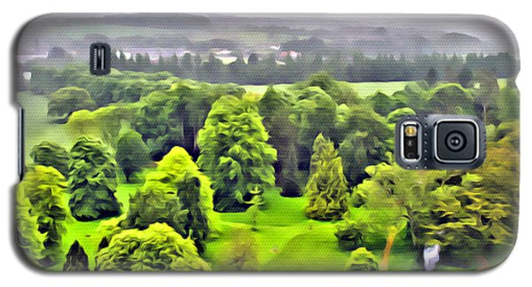 View From The Castle Galaxy S5 Case