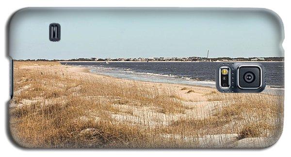 Caswell Beach Galaxy S5 Case