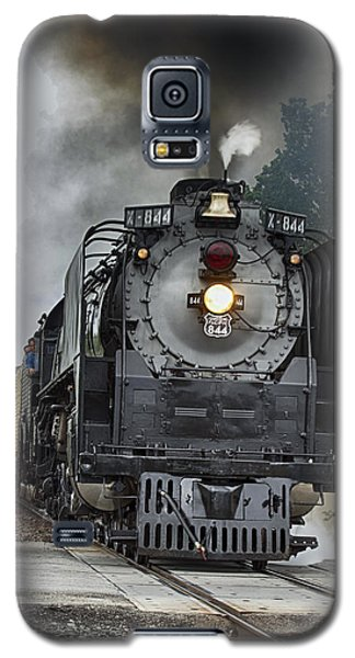 Casy Jones At The Helm Galaxy S5 Case