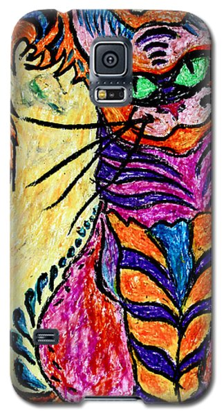 Cat 3 Galaxy S5 Case