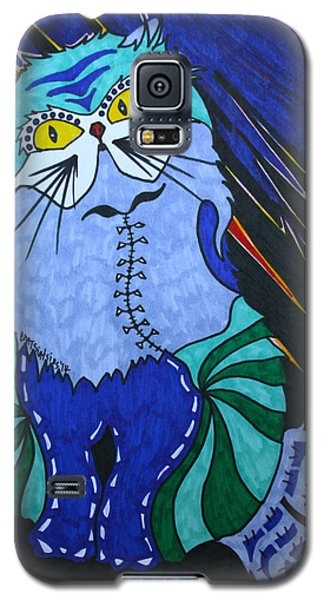 Cat 4 Galaxy S5 Case