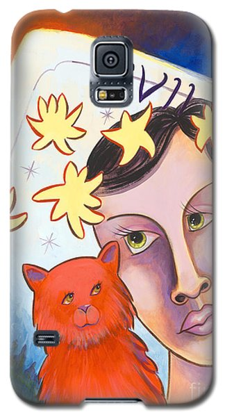 Cat Amore' Galaxy S5 Case
