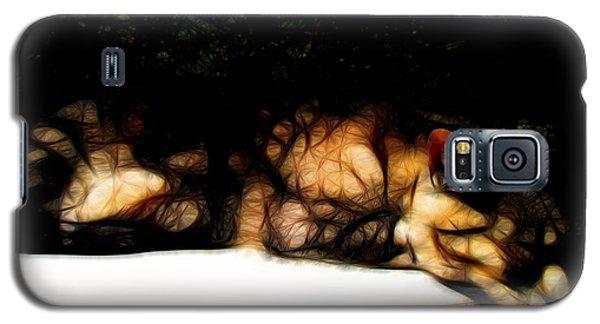 Cat Nap 1 Galaxy S5 Case