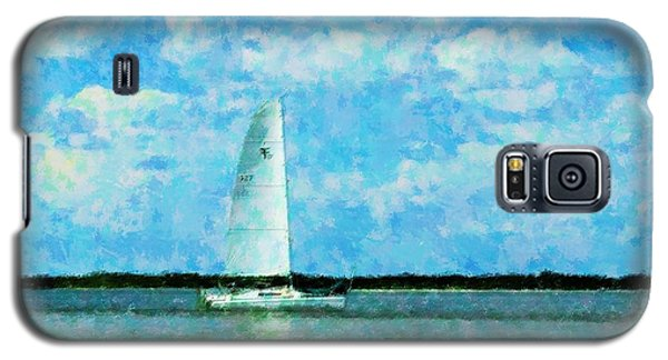 Cat Sails Galaxy S5 Case