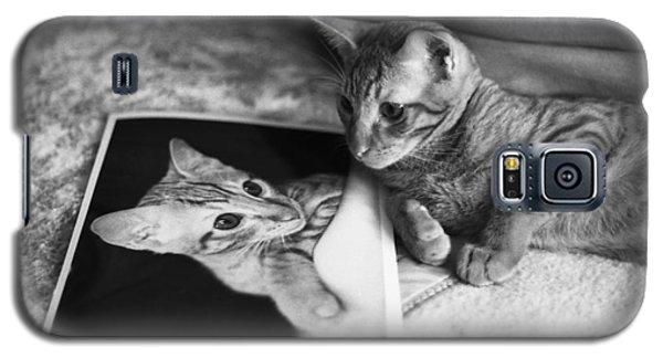 Cat Vanity Galaxy S5 Case
