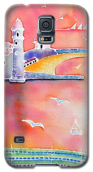 Catalan Sunset Galaxy S5 Case