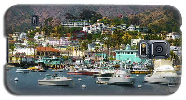 Catalina Express  View Galaxy S5 Case by Joseph Hollingsworth
