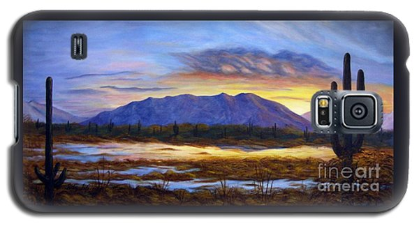 Catalina Sunrise Galaxy S5 Case by Judy Filarecki