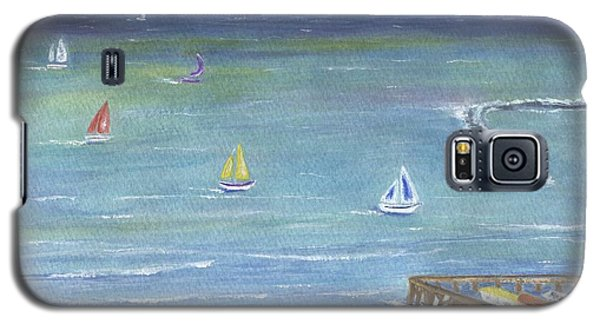 Catalina To Redondo Galaxy S5 Case