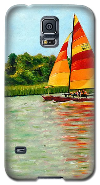 Catamaran  Galaxy S5 Case