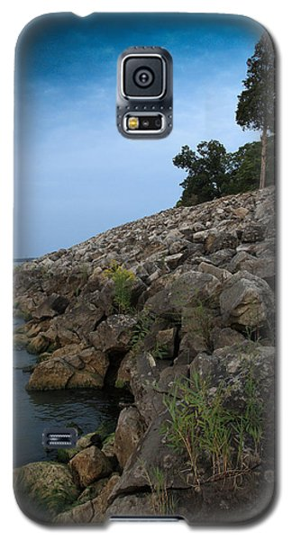 Catawba Point Shoreline Galaxy S5 Case