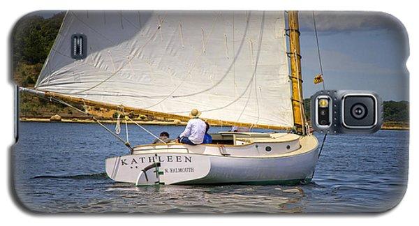 Catboat Kathleen Galaxy S5 Case