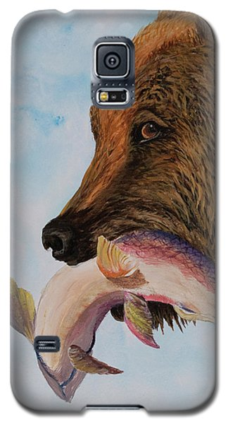 Catch Of The Day Galaxy S5 Case by Darice Machel McGuire