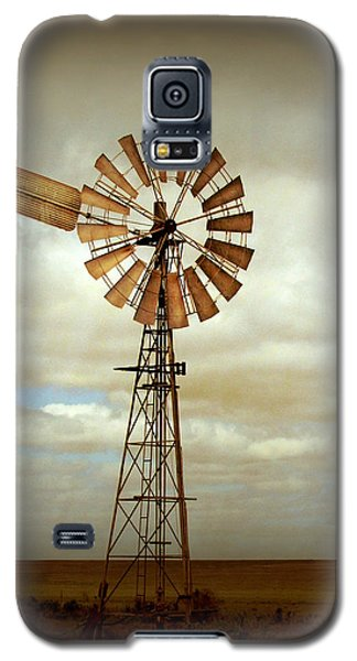 Catch The Wind Galaxy S5 Case by Holly Kempe