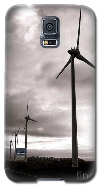 Catch The Wind Galaxy S5 Case
