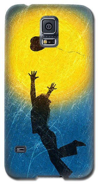Catching A Heart Galaxy S5 Case