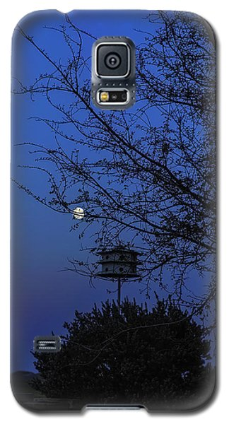 Catching Moonlight Galaxy S5 Case by Nancy Marie Ricketts