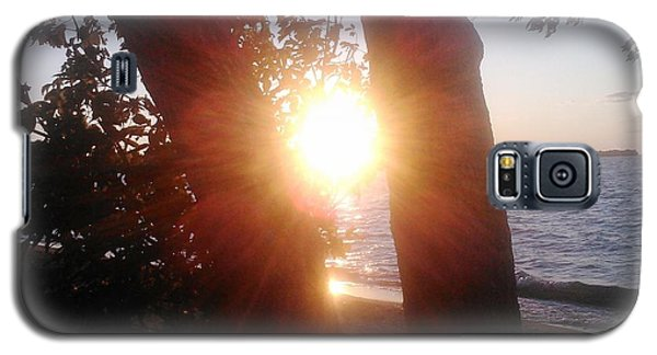 Catching The Sun Galaxy S5 Case