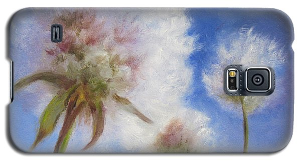 Catching The Sun Galaxy S5 Case by Roseann Gilmore