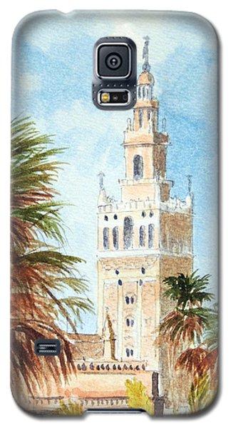 Catedral De Sevilla Galaxy S5 Case
