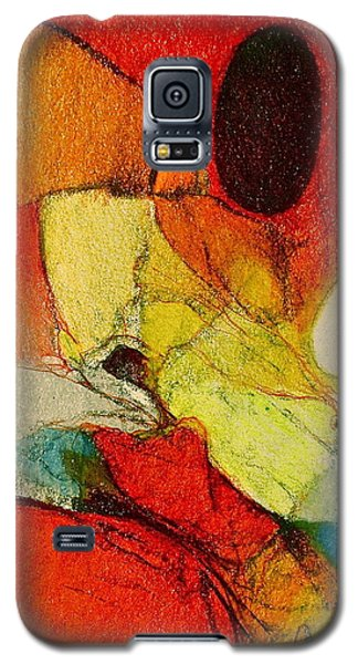 Caterpillar  Vision Galaxy S5 Case