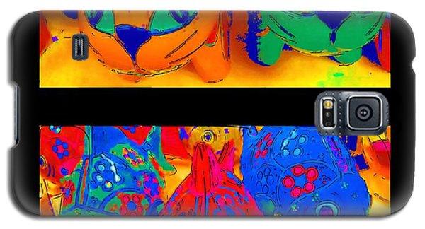 Catfish Galaxy S5 Case