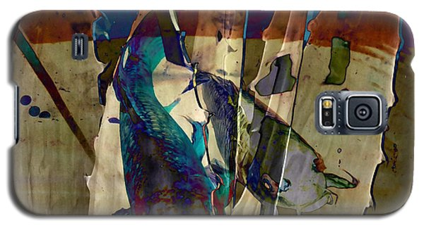 Catfish In The Desert Galaxy S5 Case