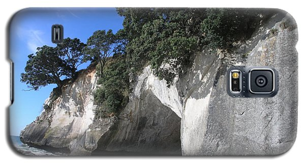 Cathedral Cove Galaxy S5 Case by Christian Zesewitz