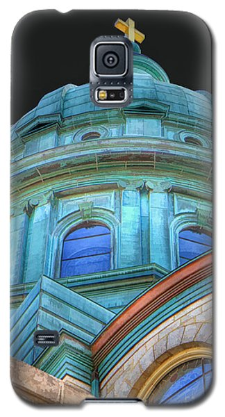 Cathedral Dome Galaxy S5 Case