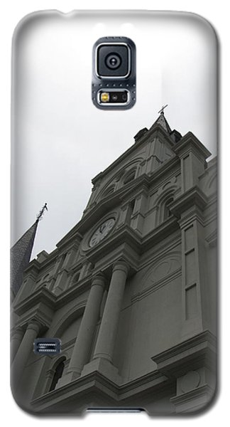 Galaxy S5 Case featuring the photograph Cathedral II by Beth Vincent