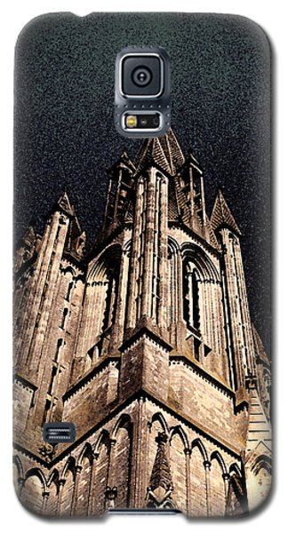 Galaxy S5 Case featuring the photograph Cathedral In The Sky by Mary Bedy