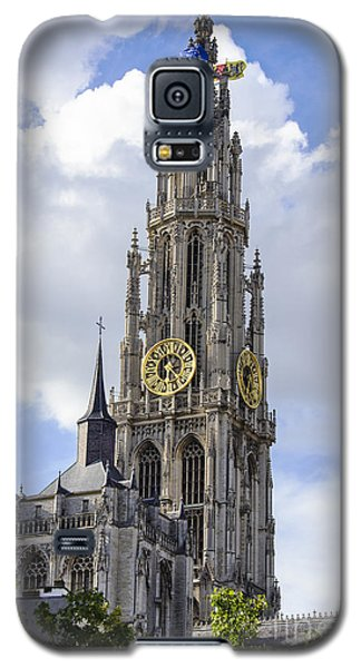 Cathedral In The Sky Galaxy S5 Case by Pravine Chester