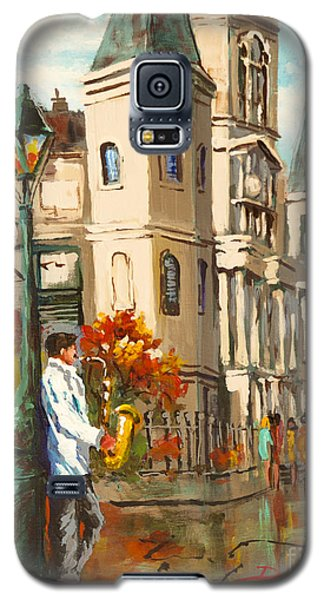 Cathedral Jazz Galaxy S5 Case by Dianne Parks