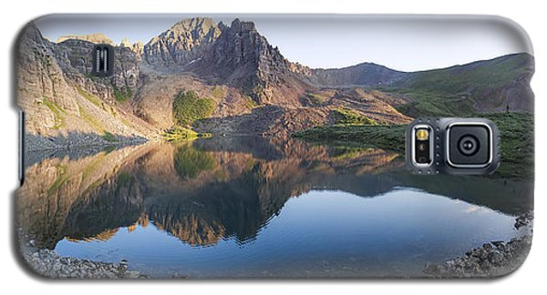 Cathedral Lake Reflection Galaxy S5 Case by Aaron Spong