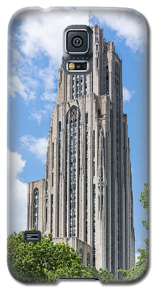 Cathedral Of Learning - Pittsburgh Pa Galaxy S5 Case
