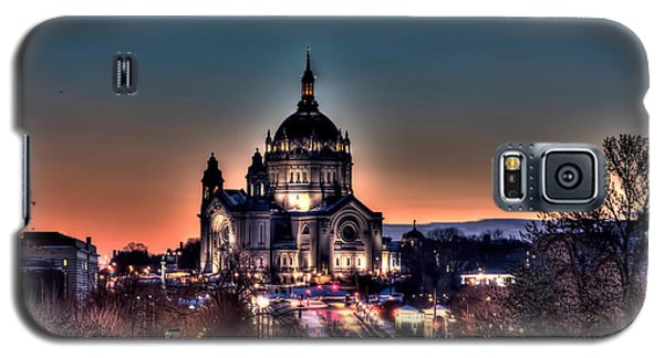 Cathedral Of Saint Paul Galaxy S5 Case by Amanda Stadther