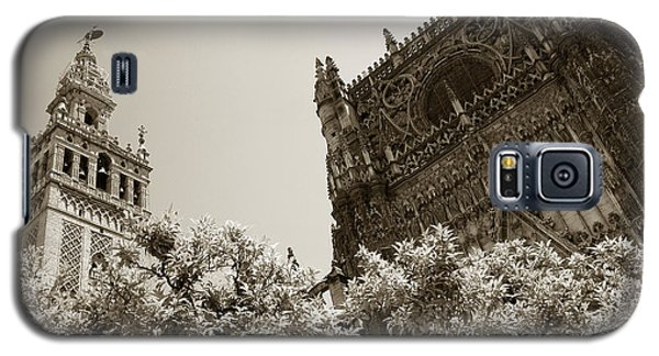 Cathedral Of Seville Galaxy S5 Case