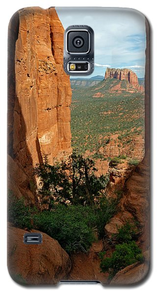 Cathedral Rock 05-012 Galaxy S5 Case