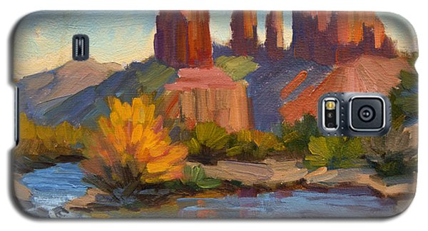 Cathedral Rock 2 Galaxy S5 Case by Diane McClary